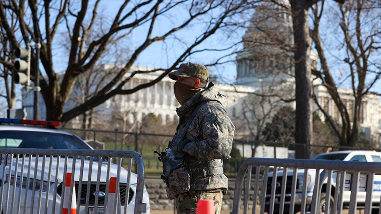 ABD Kongre binasında 'saldırı' alarmı