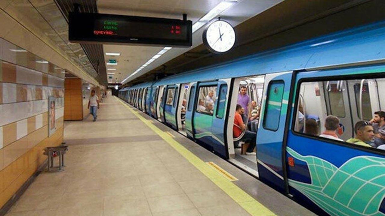 Sabiha Gökçen'e ilk metro rayları atılıyor