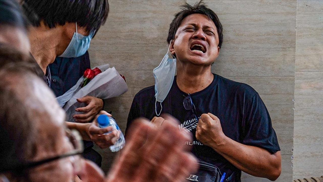 Myanmar'daki darbede ölü sayısı 581'e yükseldi
