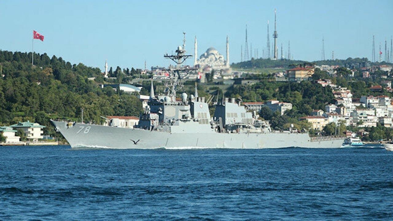 Karadeniz geriliyor, ABD gemi gönderdi