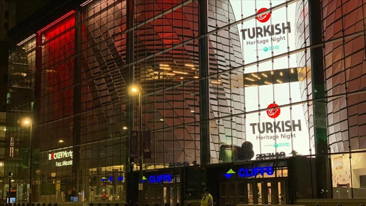 ABD'de Türkiye gecesi düzenlendi