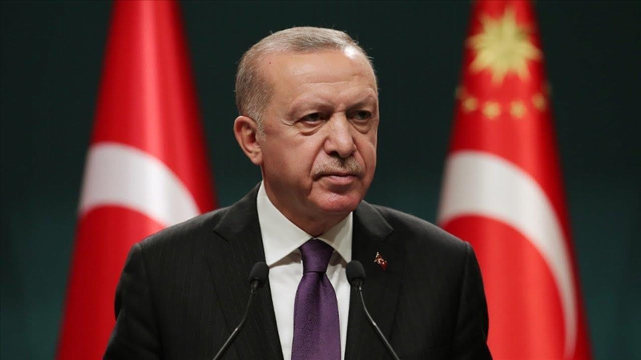 Erdoğan'dan Kanal İstanbul sorularına cevap