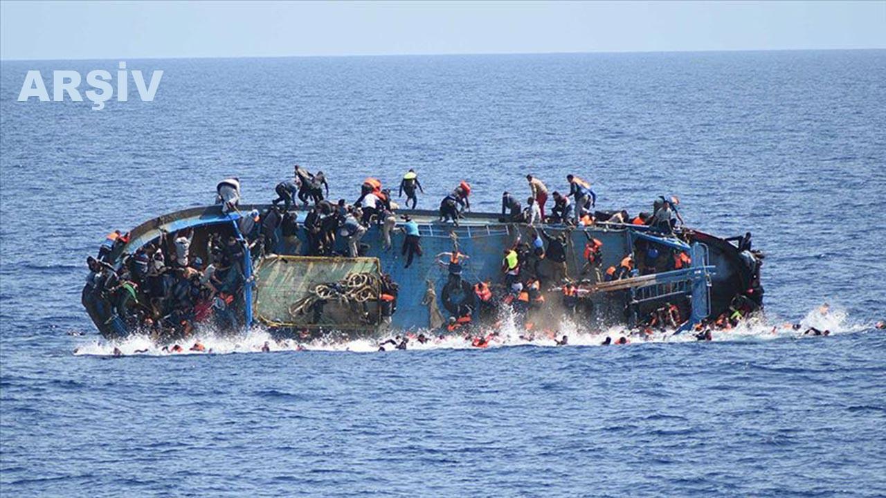 Akdeniz'de yeni facia; en az 100 ölü var