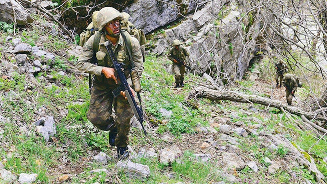 Eren operasyonlarında PKK'ya bir darbe daha