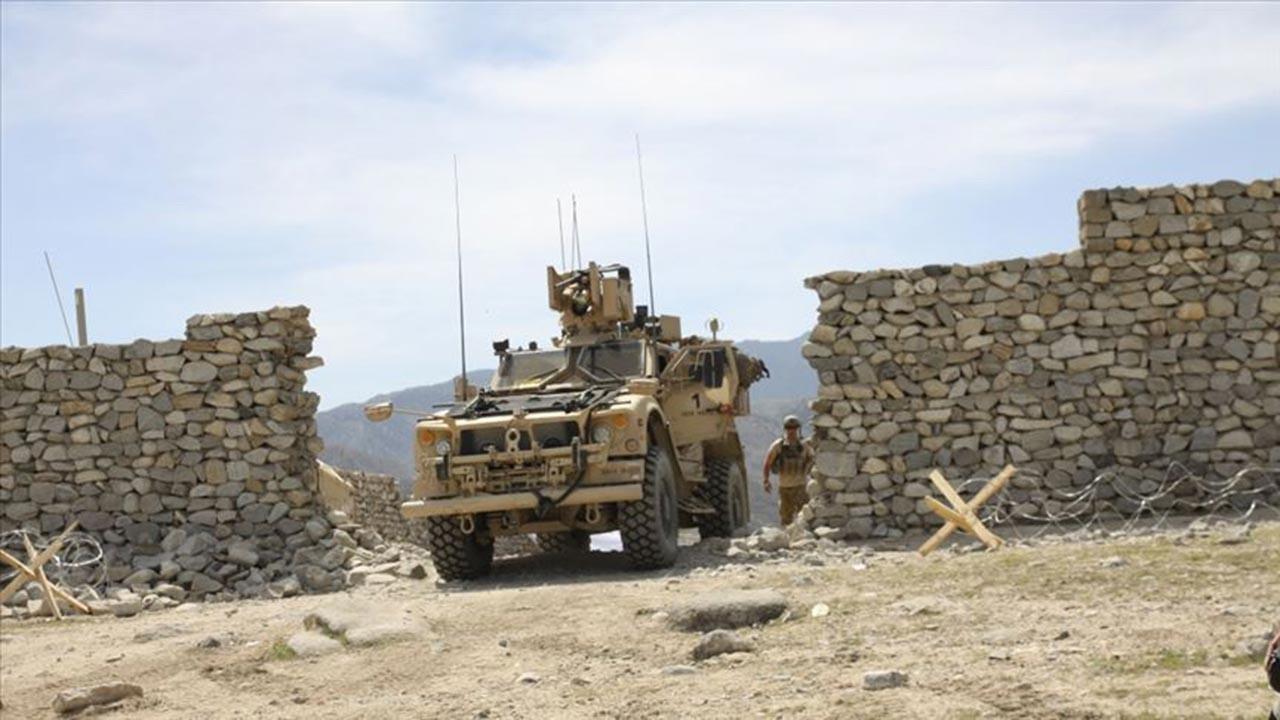 ABD Afganistan'da 650 asker bulunduracak