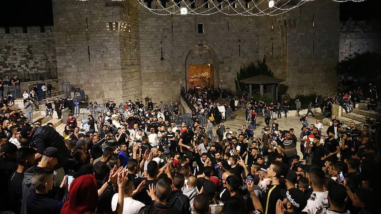 Kudüs'teki gerilimde yeni gelişme