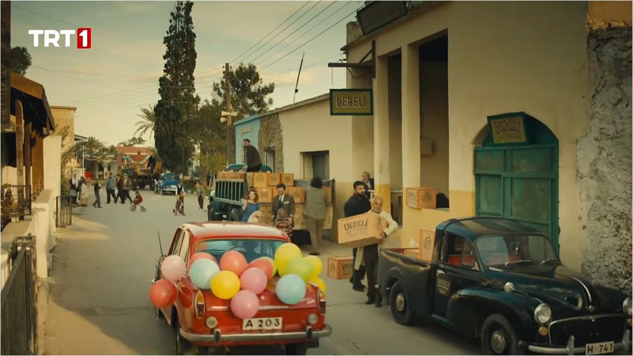 Bir Zamanlar Kıbrıs çekimleri nerede yapılıyor?
