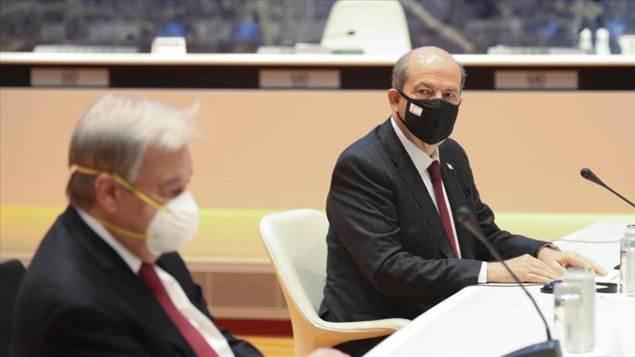 Kıbrıs görüşmeleri başarısızlıkla sona erdi