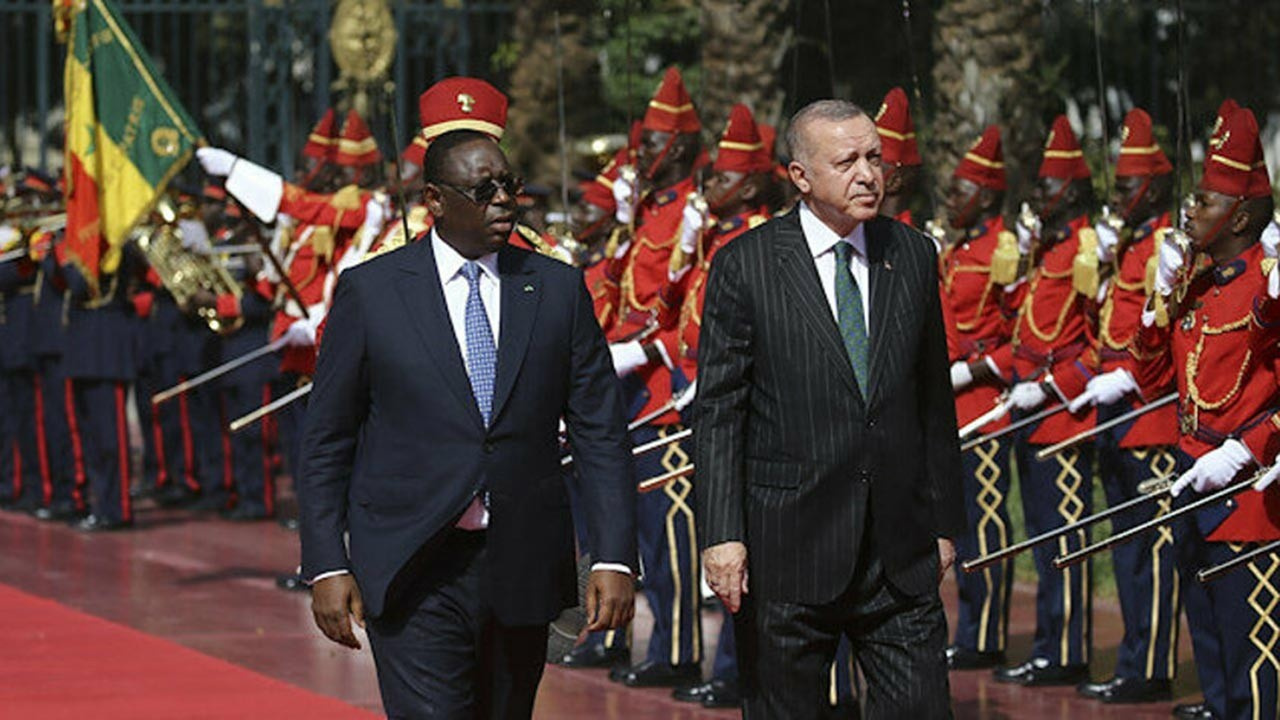 Erdoğan Osmanlı Afrikası'na yeniden girdi