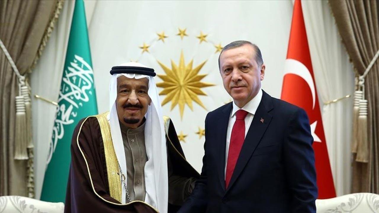 Erdoğan - Selman arasında kritik görüşme