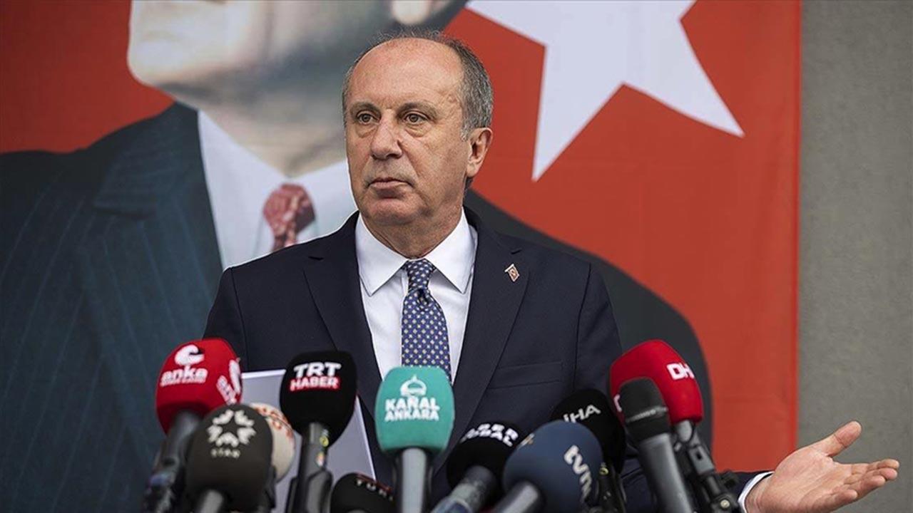İnce, Kılıçdaroğlu'na meydan okudu: TV'ye çıkalım
