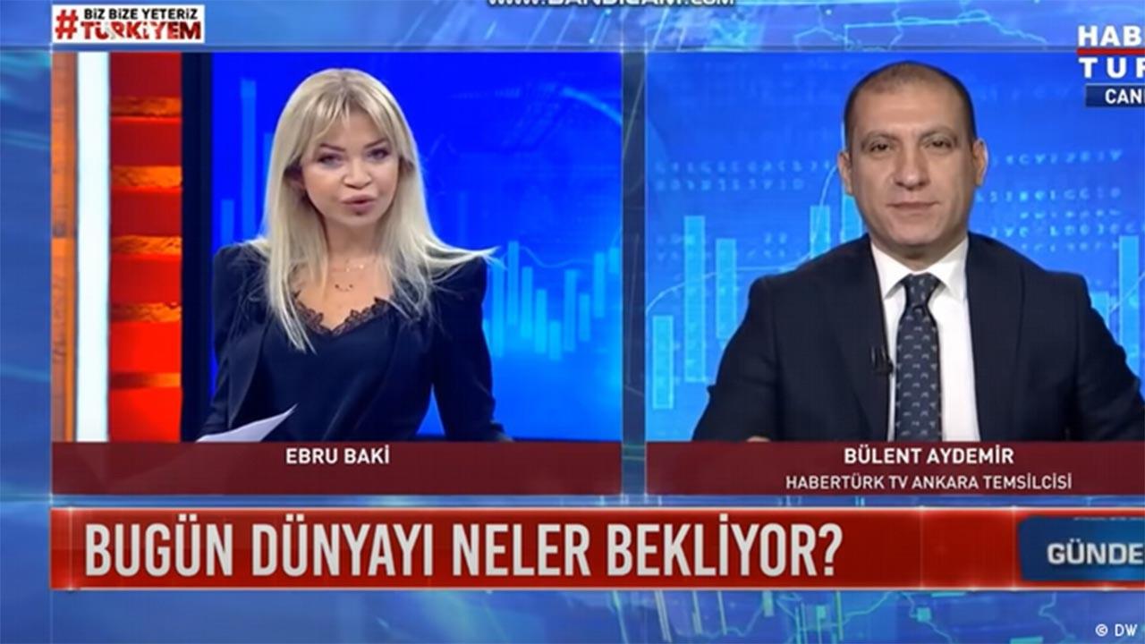 Ebru Baki Para Gündem neden yok? Habertürk yayın