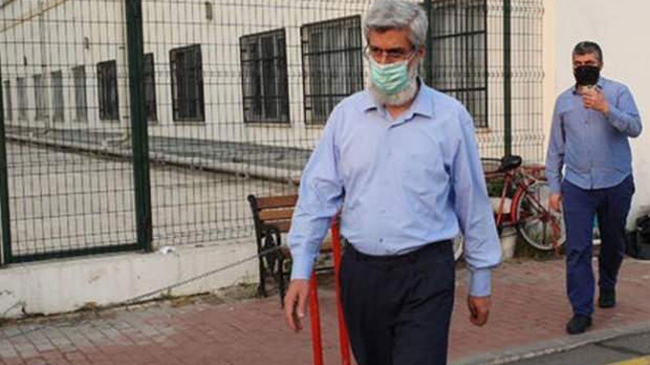 Alparslan Kuytul serbest bırakıldı