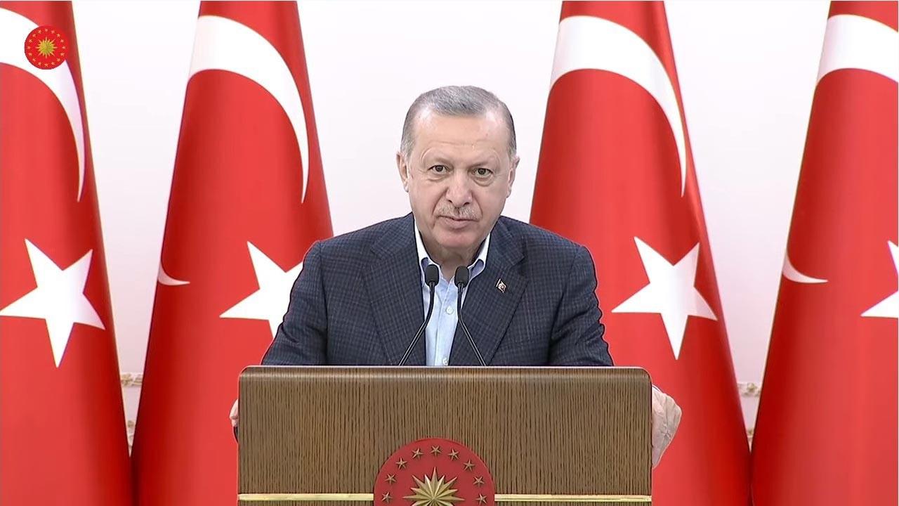 Akşener'in skandal benzetmesine Erdoğan'dan cevap