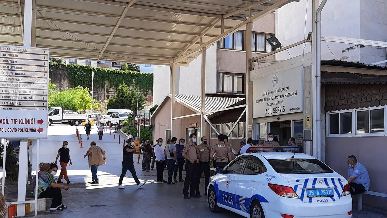 Konak'ta akrabalar birbirine girdi, 5 yaralı