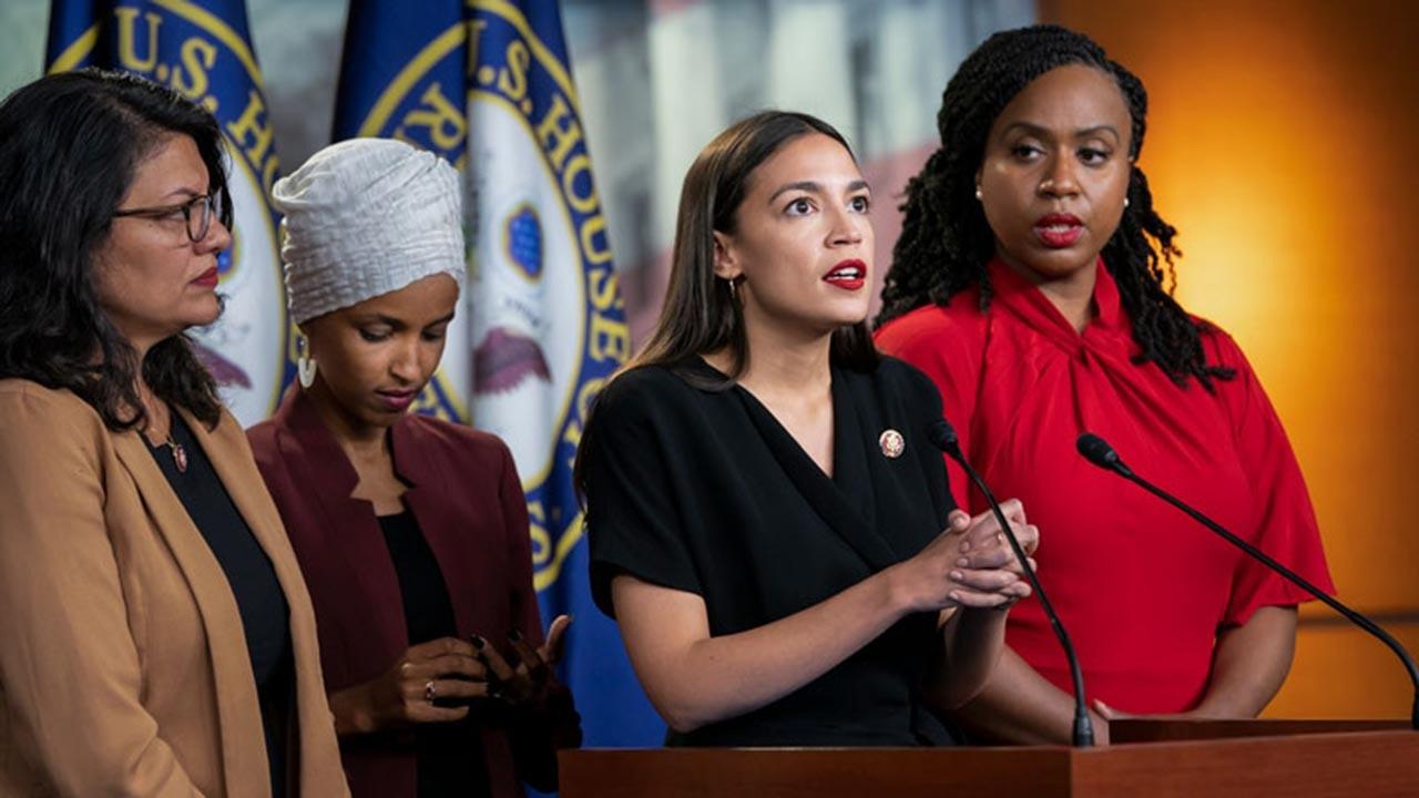 ABD'li siyasetçilerden Filistin'deki yağmaya tepki