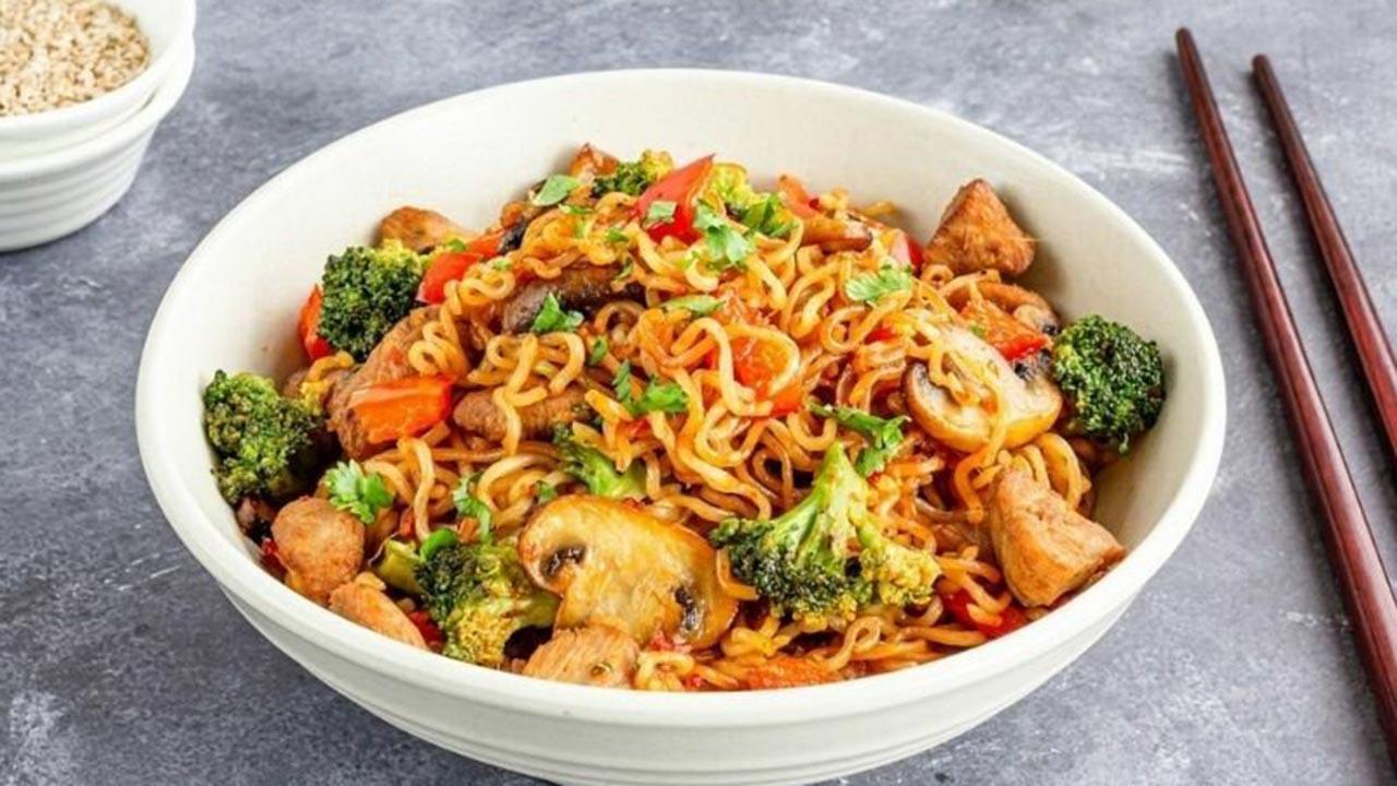 Noodle kısır yapar mı? İndomie Noodle kısırlığa nede olur mu?