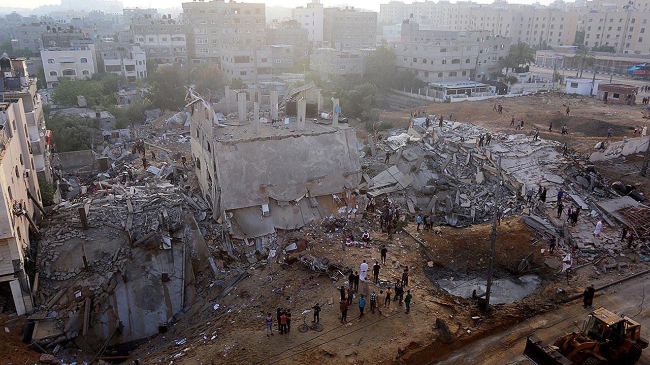 Gazze'de şehit sayısı 119'a yükseldi