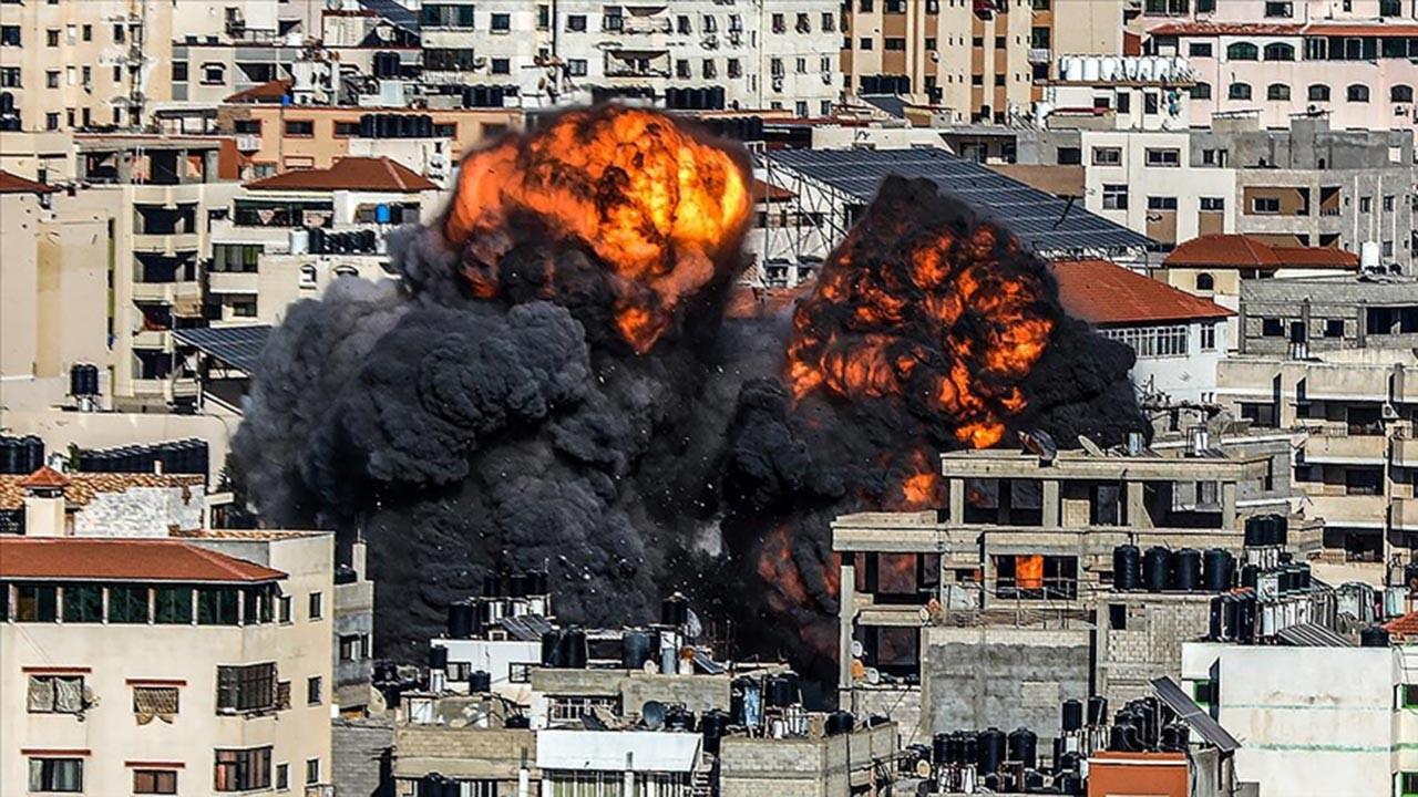 Filistin'deki katliamın asıl sorumlusu ABD