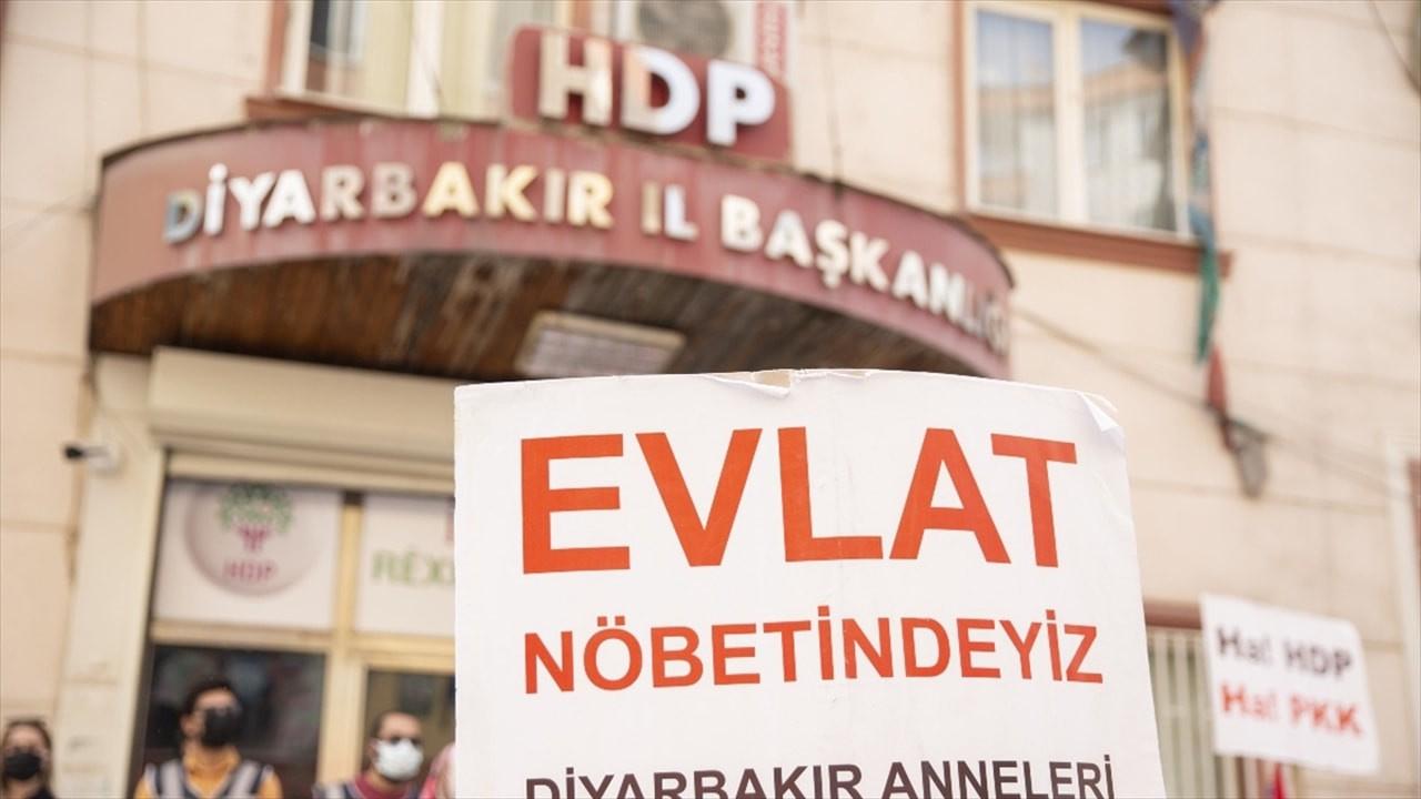 Teslim olan itirafçı: Her şey HDP kanalıyla oluyor