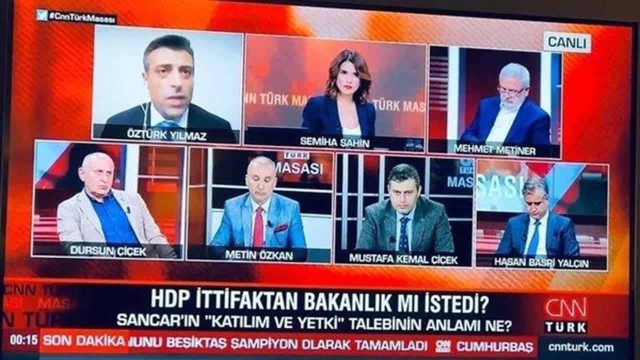 Kazanırsak HDP'ye bakanlık verebiliriz