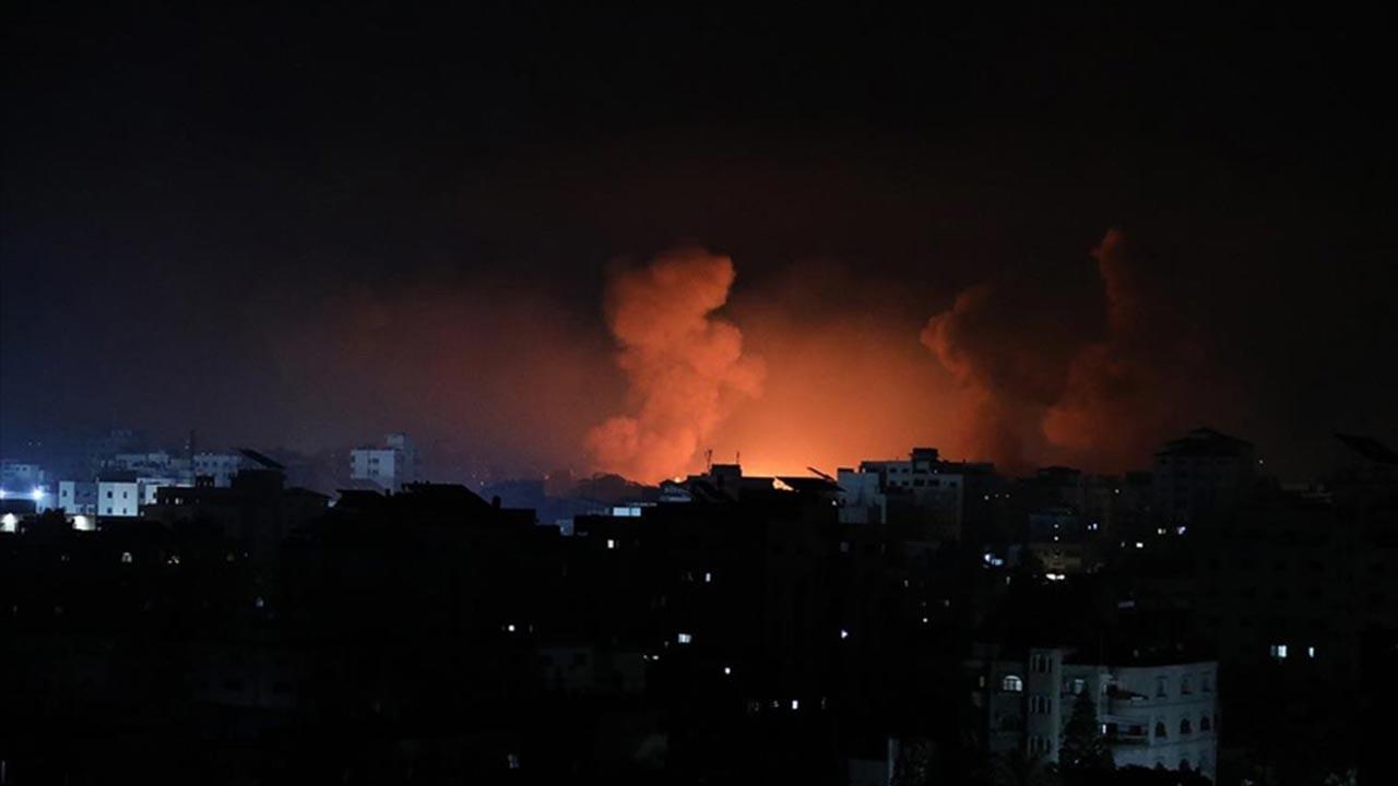 Gazze'de şehit sayısı 149'a yükseldi
