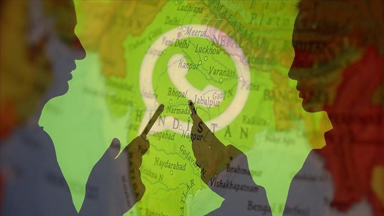 Whatsapp'tan Hindistan hakkında dava