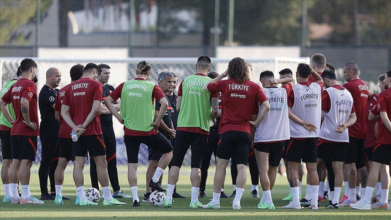 Milli Takım Moldova maçına hazır