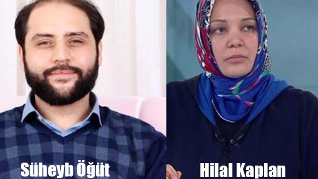 Hilal Kaplan'ın eşi kimdir?