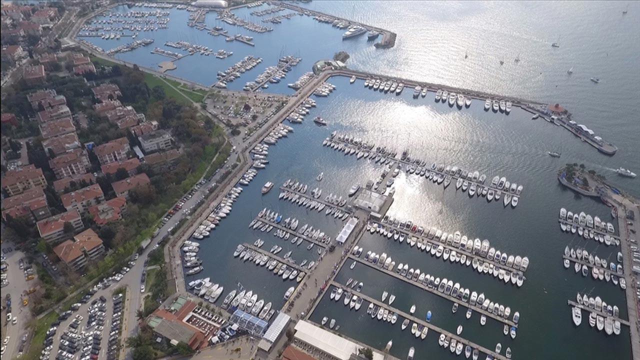 Kalamış Yat limanları