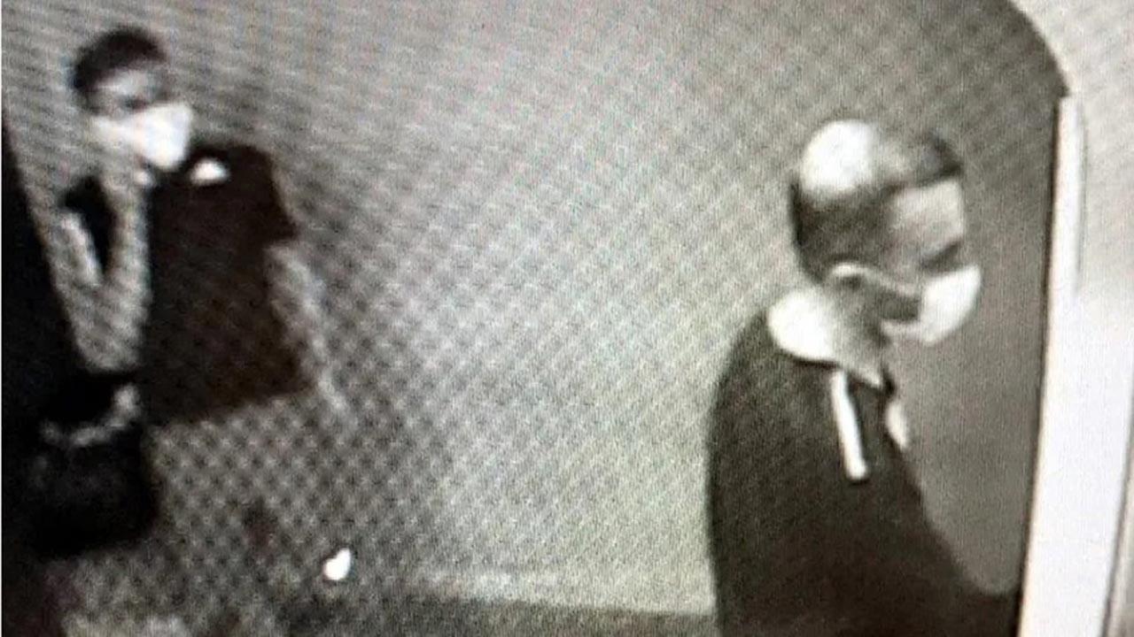ATM'deki açığı fark edip yüzbinlerce lira çaldılar