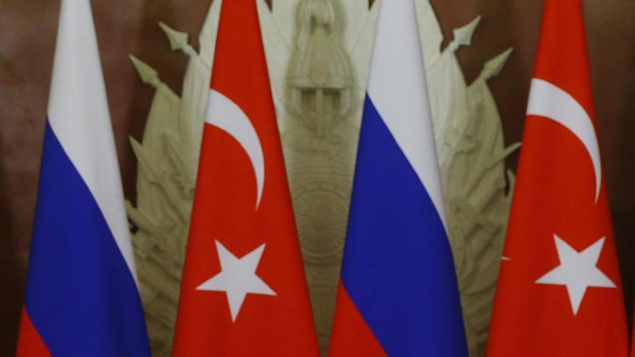 Türk ve Rus heyetleri Suriye'yi görüştü