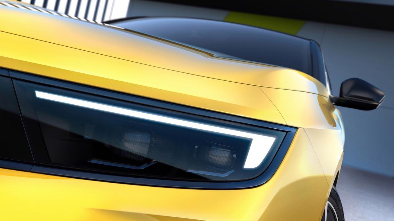 Yeni Opel Astra göz kamaştırıyor