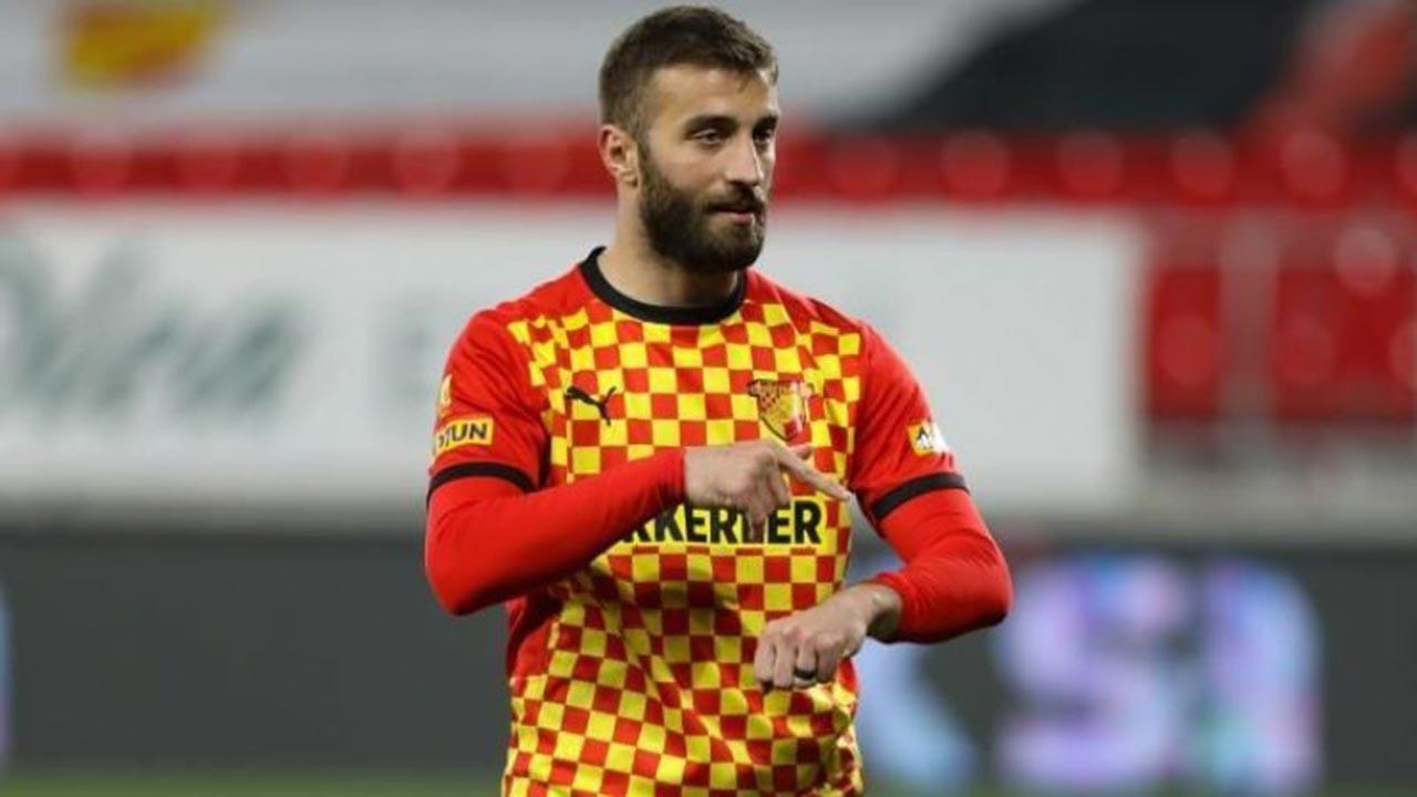Alpaslan Öztürk Galatasaray'da
