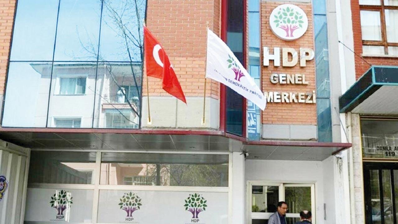 HDP çetelere özendi çek senet tahsilatı yapıyor