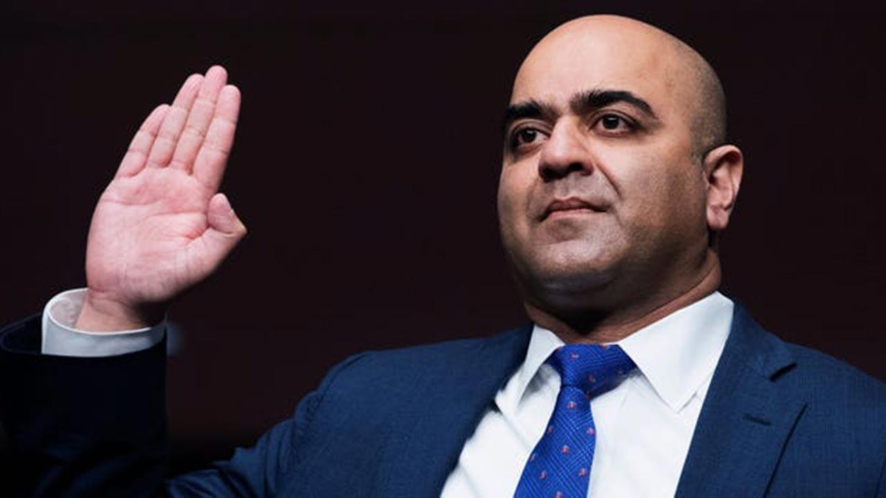 Zahid Quraishi ilk Müslüman bölge yargıcı oldu