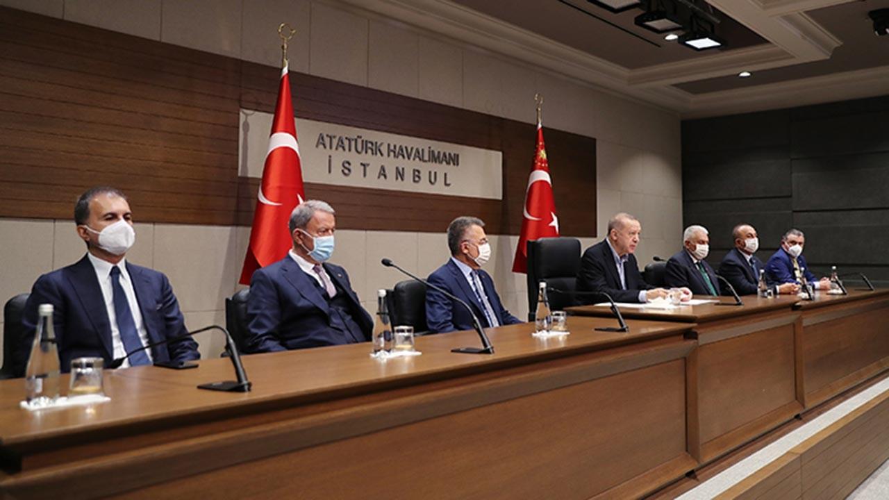 NATO zirvesi öncesi Erdoğan'dan açıklama