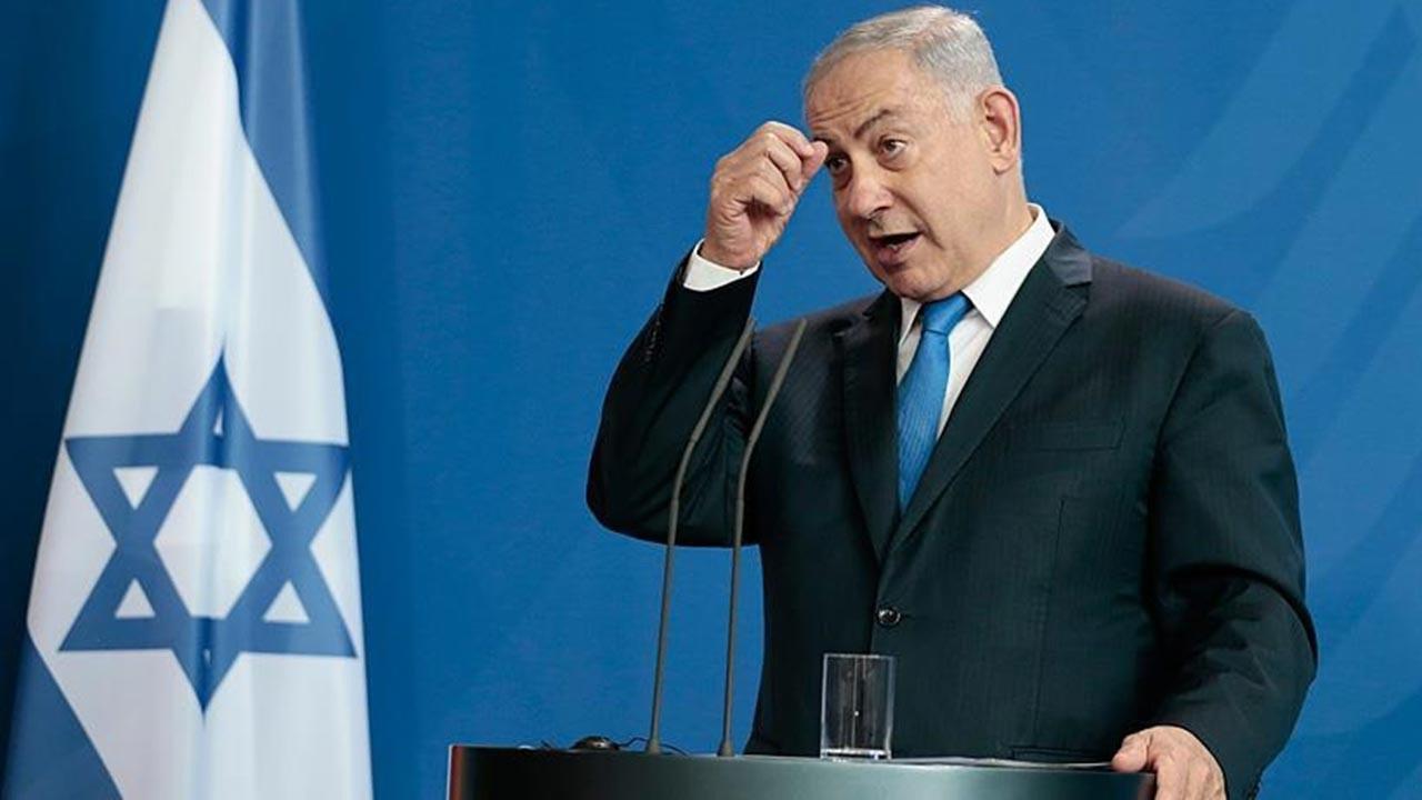Siyonist Yahudiler yeni hükümete toplu beddua etti