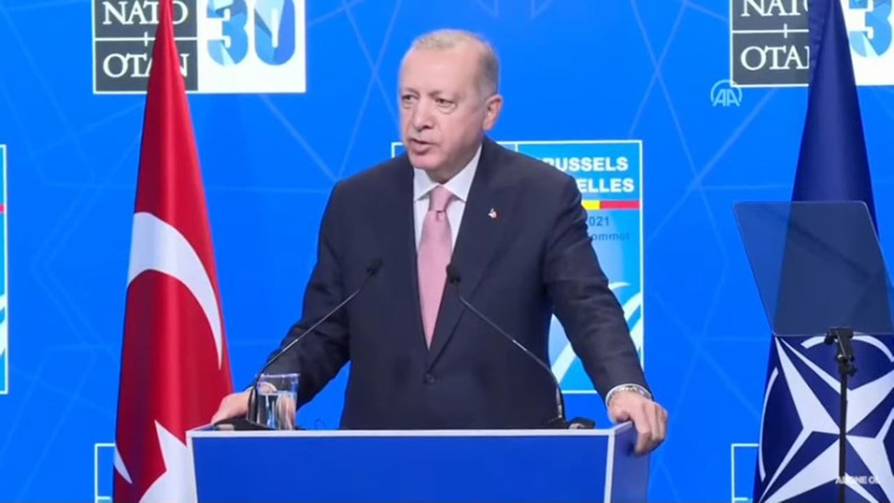 Erdoğan'dan NATO zirvesinde önemli açıklamalar