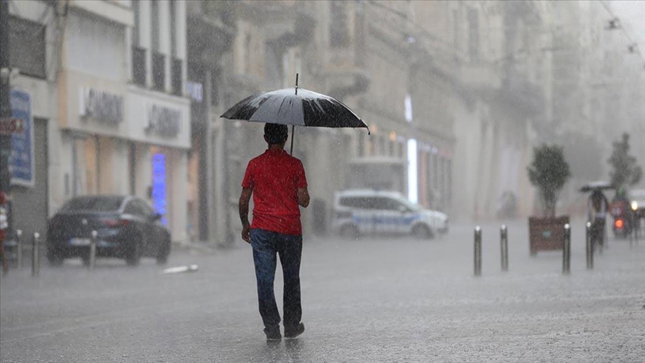 İstanbul ve çevresi için sel su baskınları uyarısı