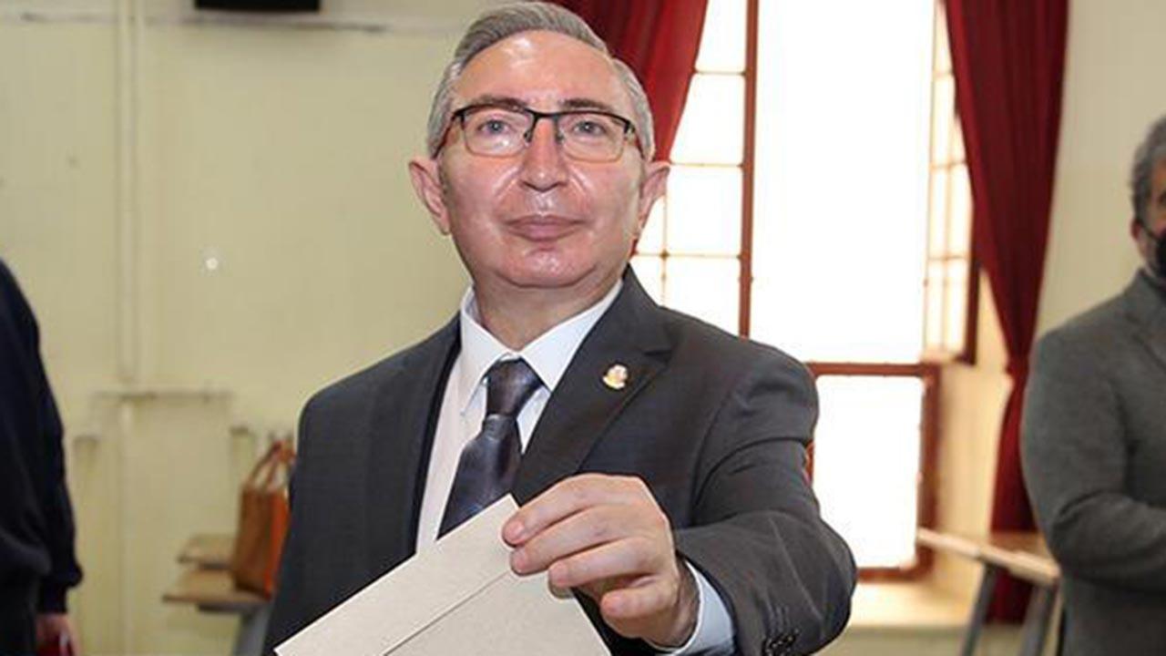Aykutalp Derkan yeni divan kurulu başkanı oldu