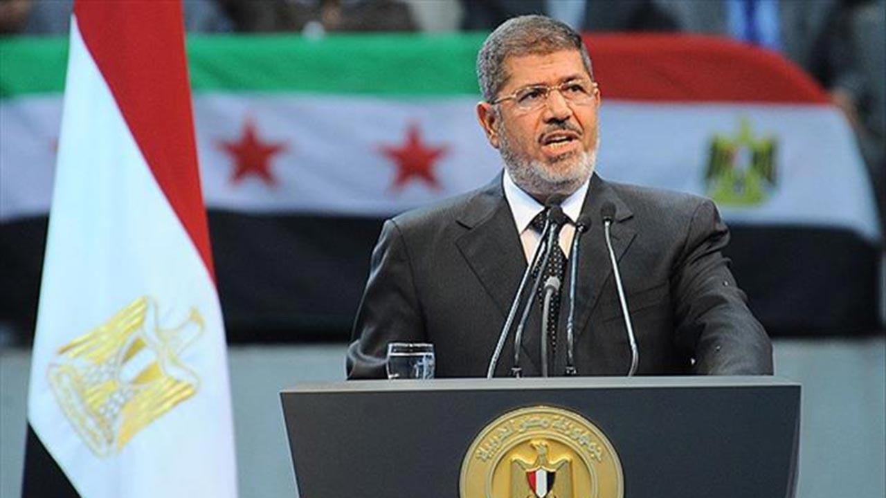 Mursi, vefatının ikinci yılında anıldı