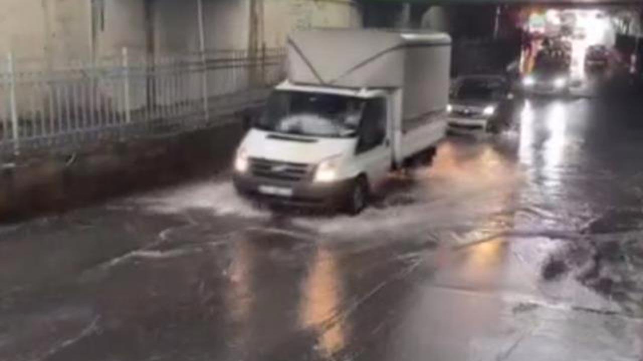 istanbulda yağış