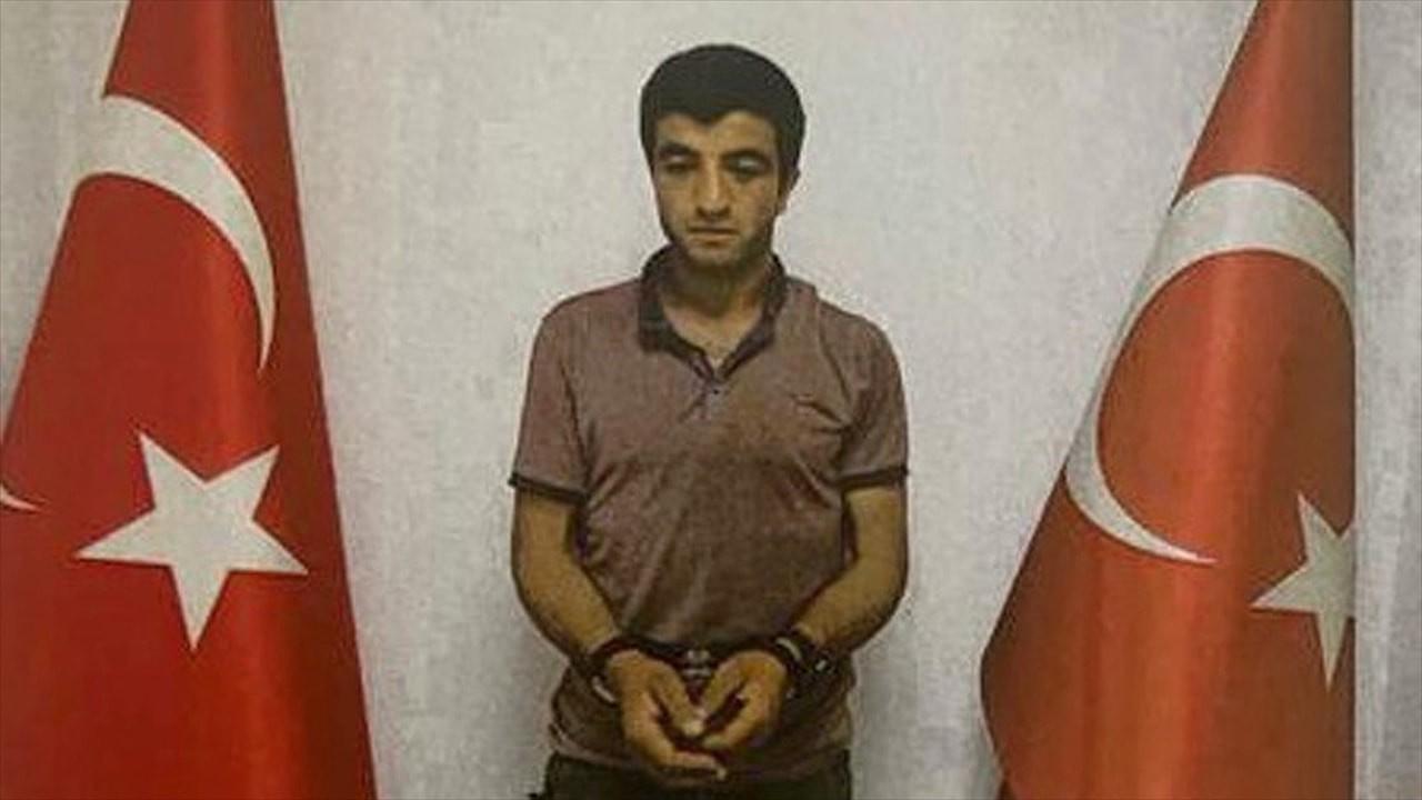 PKK'lı terörist İslam Biliz yakalandı