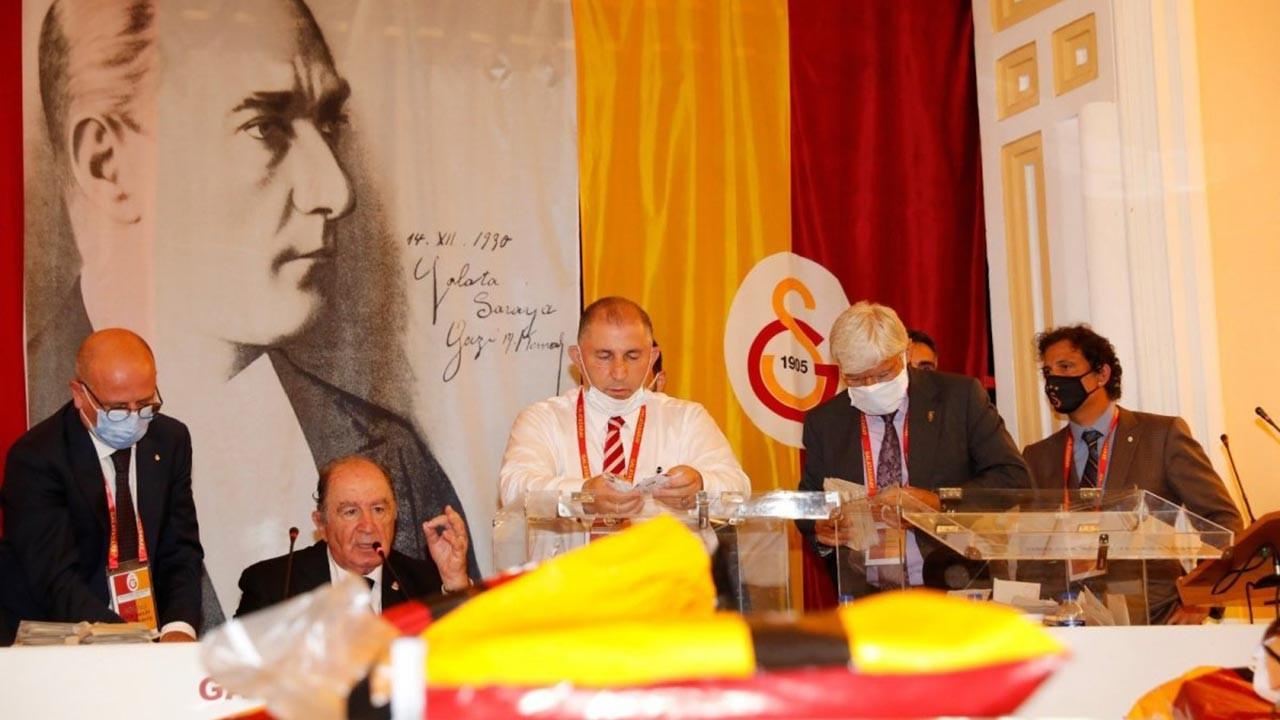 Galatasaray başkanlık seçimleri sonuçlandı
