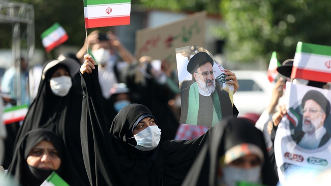 Yeni İran cumhurbaşkanı Reisi oldu