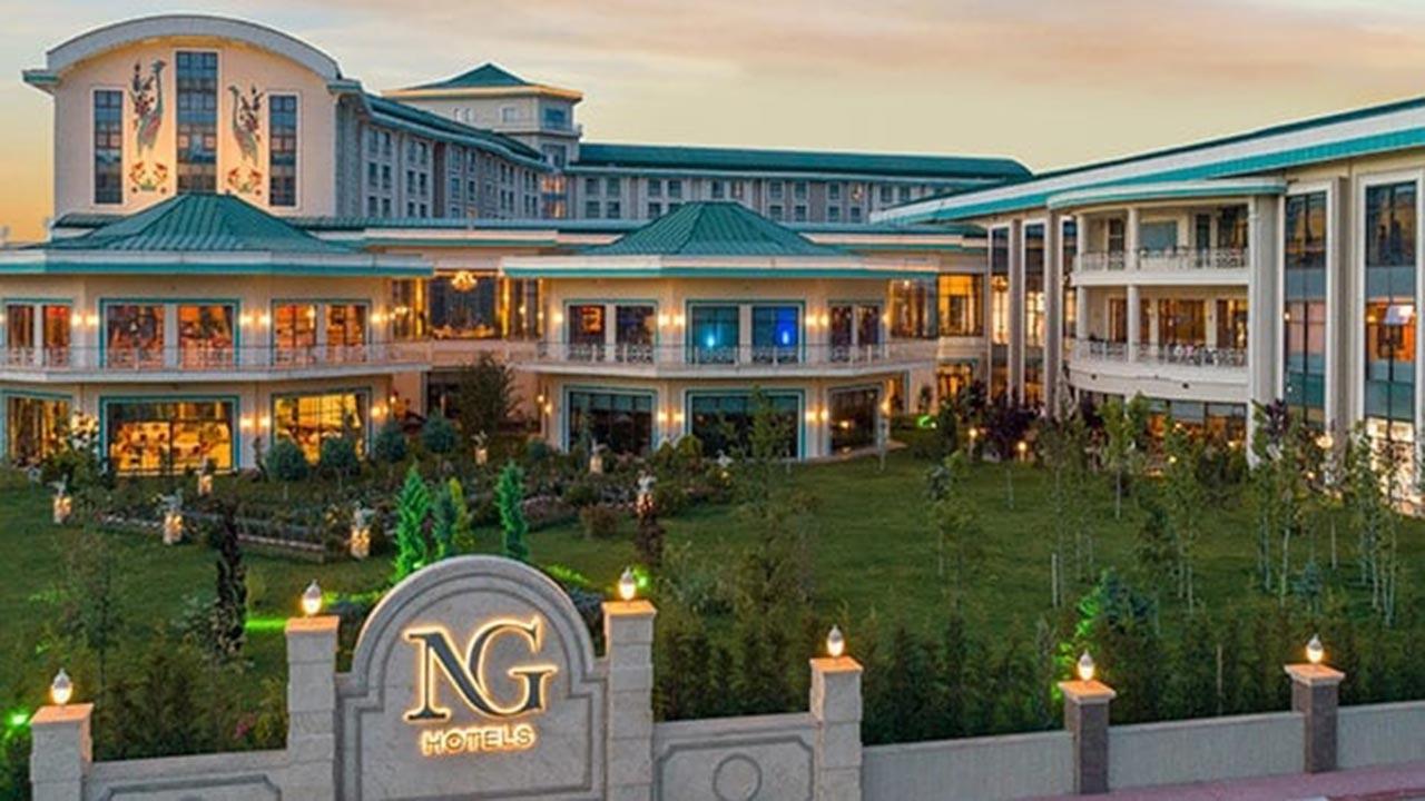 NG Hotels yeni bir şubesiyle hizmette