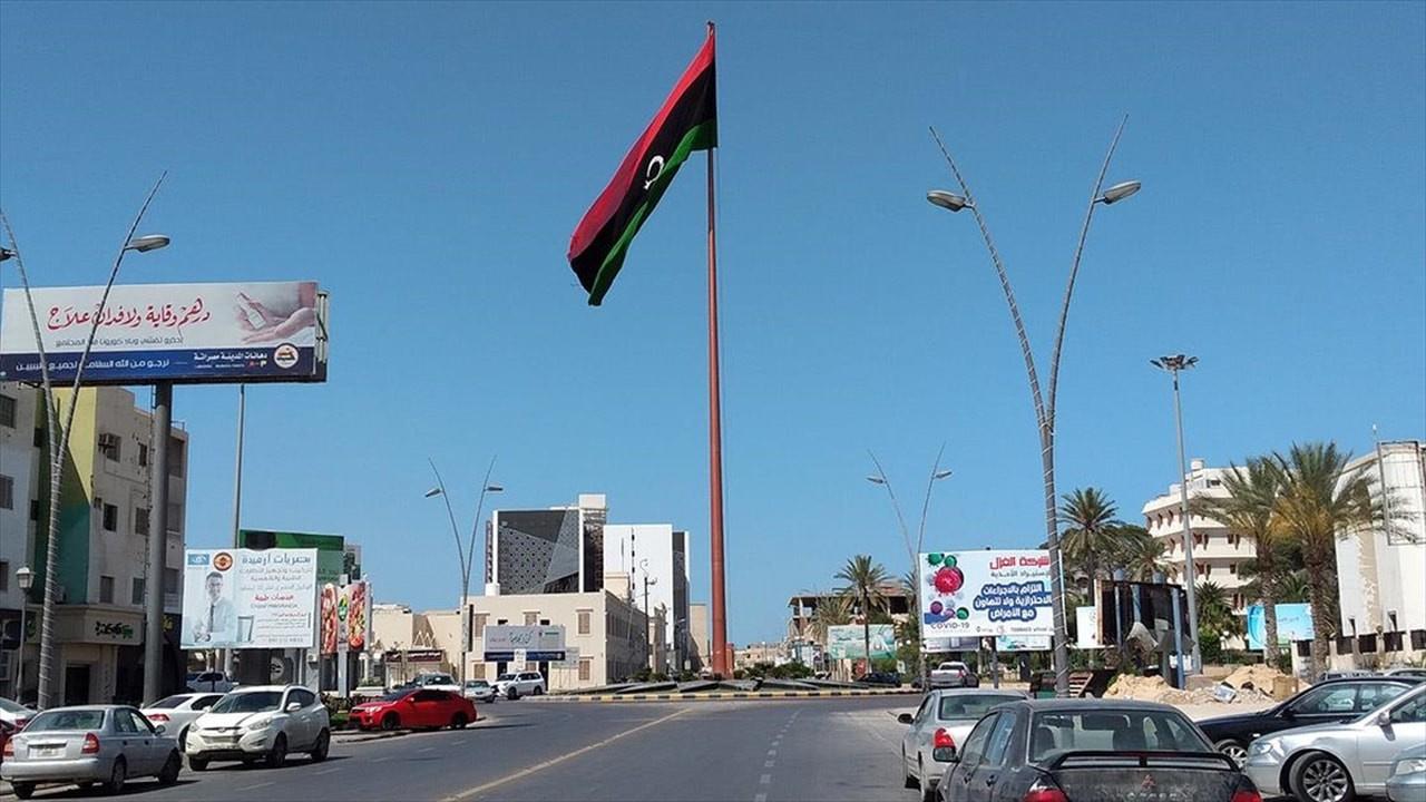 Libya'da ticari önemi olan sahil yolu açıldı