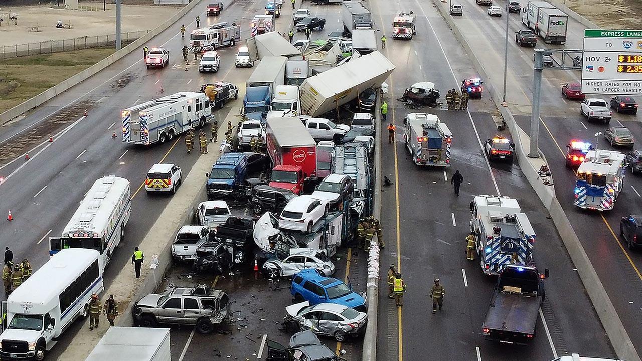 ABD'de katliam gibi trafik kazası, 9 çocuk öldü