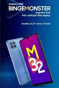 Samsung Galaxy M32 fiyatı ne kadar özellikleri nelerdir?